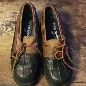 100sh Polo Sport duck shoe 6.5 B